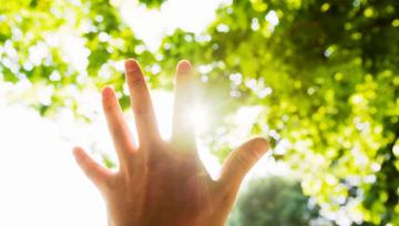Trong bài thơ Bài ca vỡ đất nhà thơ Hoàng Trung Thông viết: Bàn tay ta làm nên tất cả. Có sức người sỏi đá cũng thành cơm. Hãy chứng minh hai câu thơ trên bằng thực tiễn lao động và chiến đấu của nhân dân ta, qua đó rút ra bài học cho bản thân