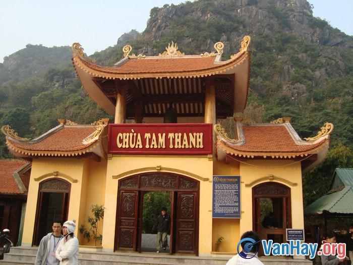 Chùa Tam Thanh