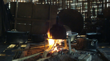 Từ bài thơ Bếp lửa của Bằng Việt, hãy kể về kỉ niệm của mình gắn liền với hình ảnh bếp lửa ấy
