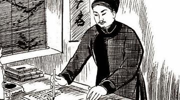 Trong chương trình Ngữ văn Trung học cơ sở, chúng ta đã được học một số tác phẩm của Nguyễn Trãi. Em hãy viết một bài giới thiệu về Nguyễn Trãi và sự nghiệp thơ văn của ông
